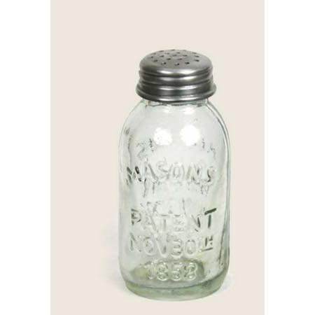 Mason Jar Salt - Mason Jar Salt Shaker