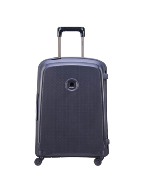 "DELSEY Paris Belfort DLX 21"" Carry-On Rolling Spinner Suitcase, Anthracite"