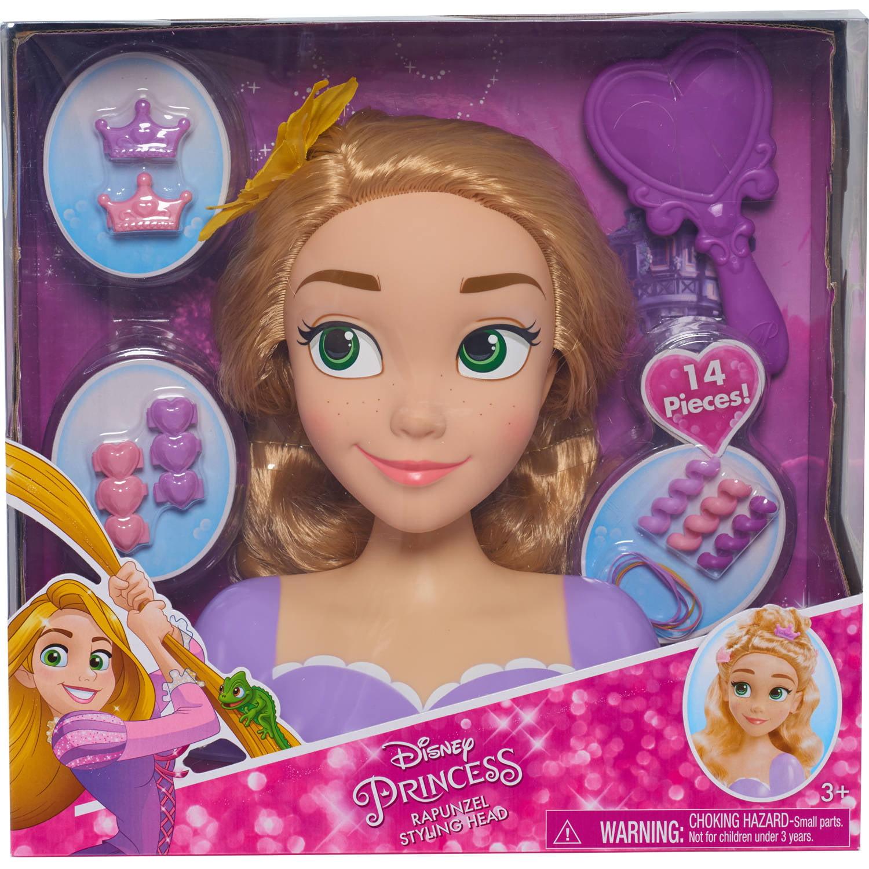 Disney Princess Rapunzel Styling Head by Just Play