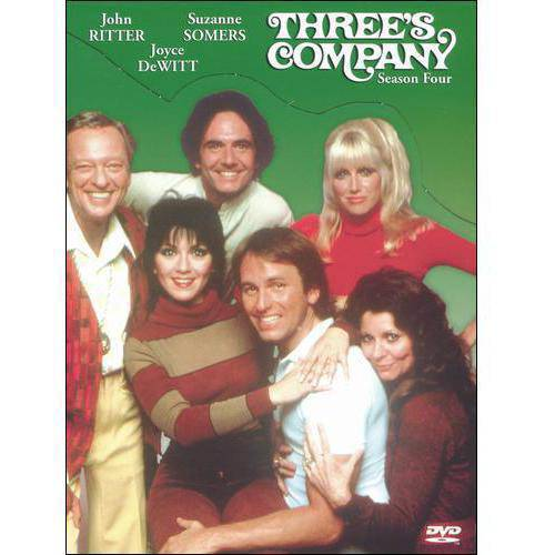 Three's Company: Season 4 (Full Frame)