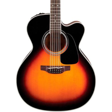 Takamine 12 String (Takamine Pro Series 6 Jumbo Cutaway 12-String Acoustic-Electric)