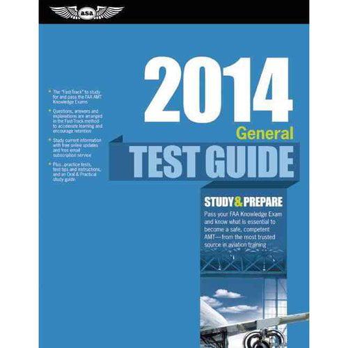 General Test Guide 2014: Study & Prepare
