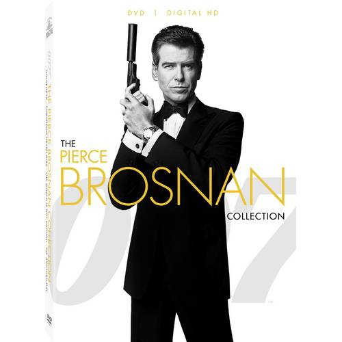 007: The Pierce Brosnan Collection by Mgm