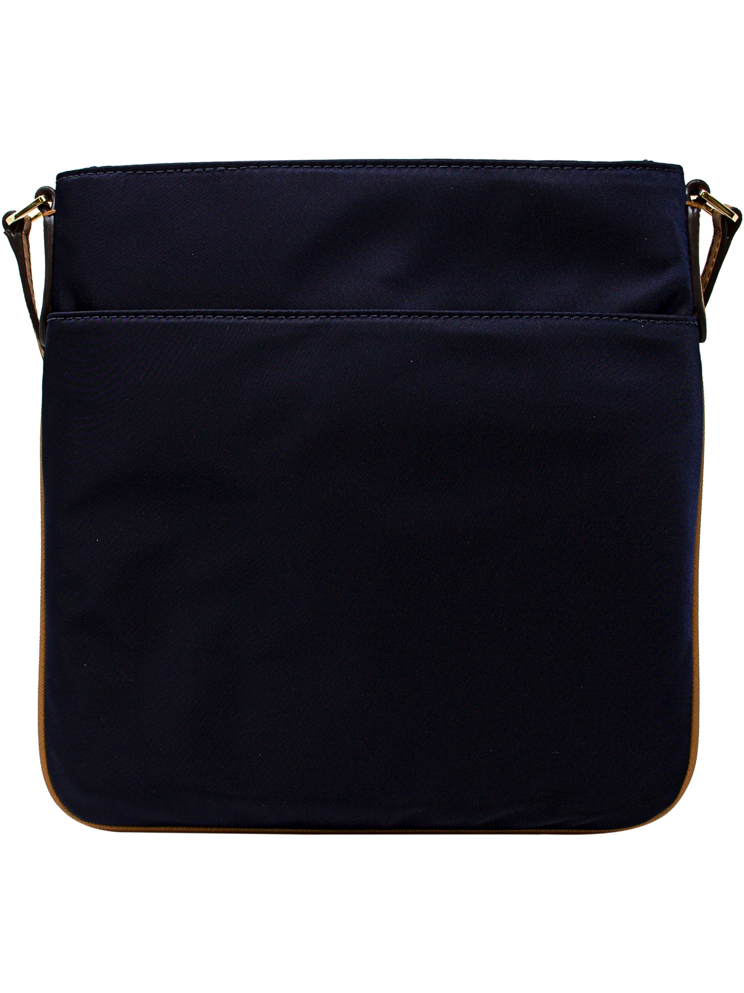 20cb85d9ac9c Michael Kors - Women's Large Kelsey Nylon Crossbody Cross Body Bag - Admiral  - Walmart.com