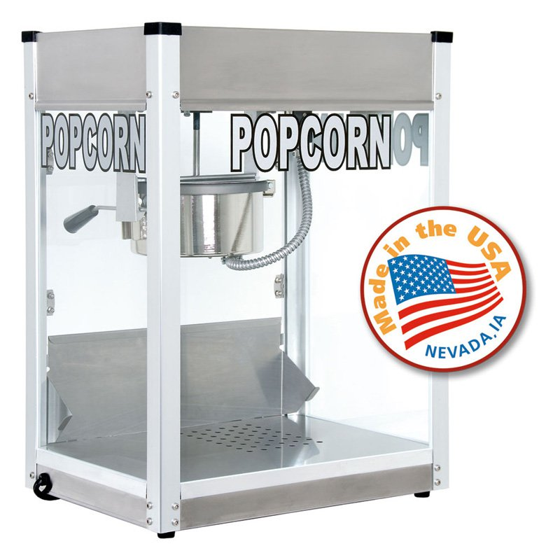 Paragon International Professional Series 6 oz. Popcorn Machine