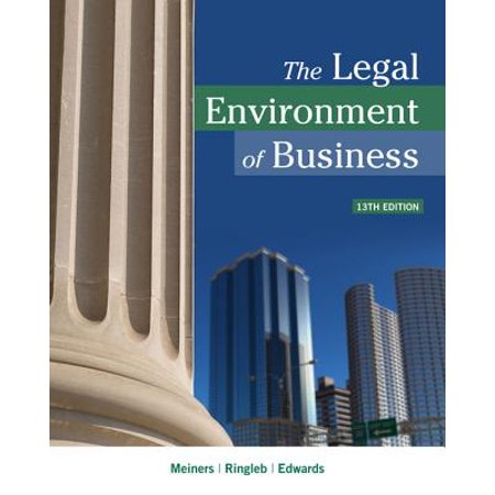 The Legal Environment of Business (Legal Environment Of Business In India Notes)