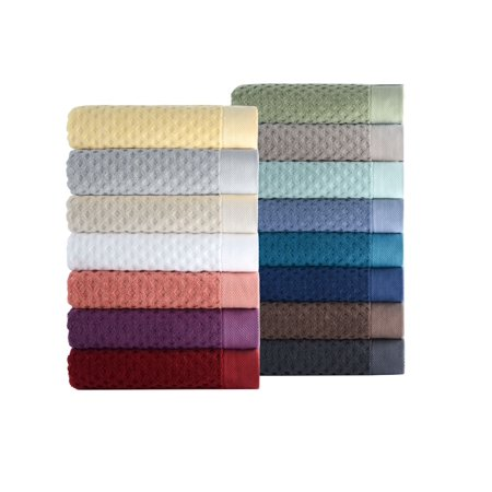 Better Homes & Gardens Thick & Plush Solid Textured Towel Collection, 1 Each