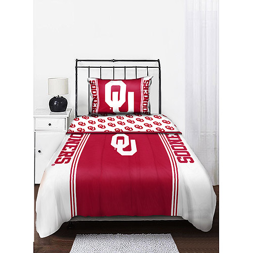 Oklahoma NCAA Bedding Set