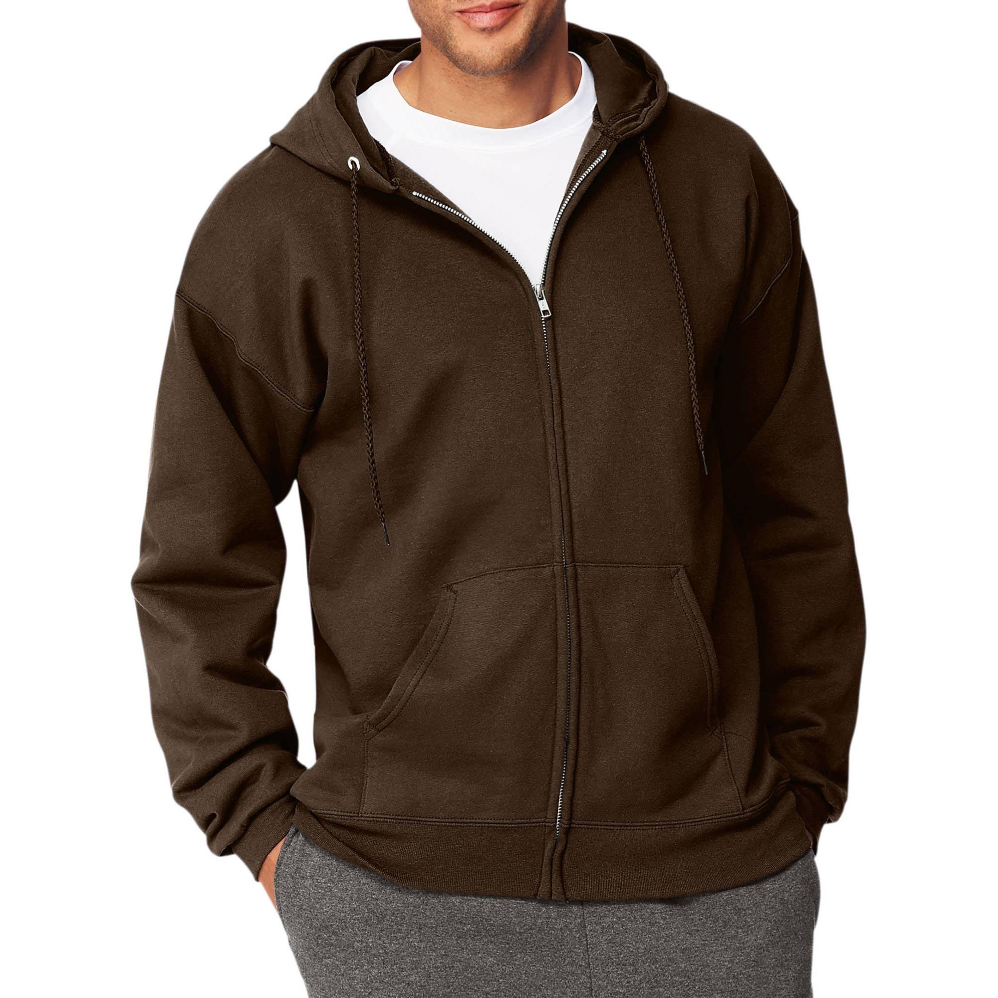 Hanes Men's Ultimate Heavyweight Fleece Full Zip Hood