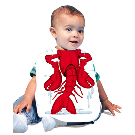 Lobster Body Bib (Lobster Bib)