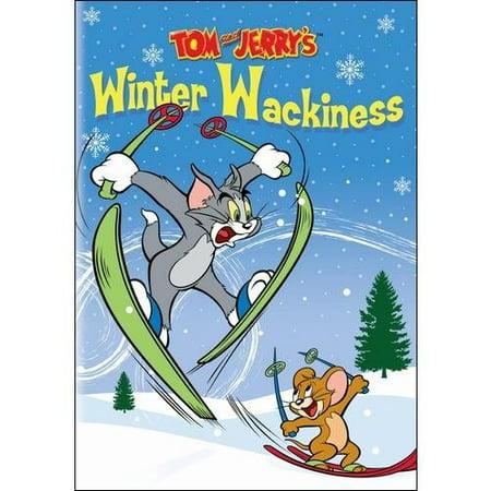Tom and Jerrys Winter Wackiness (DVD)