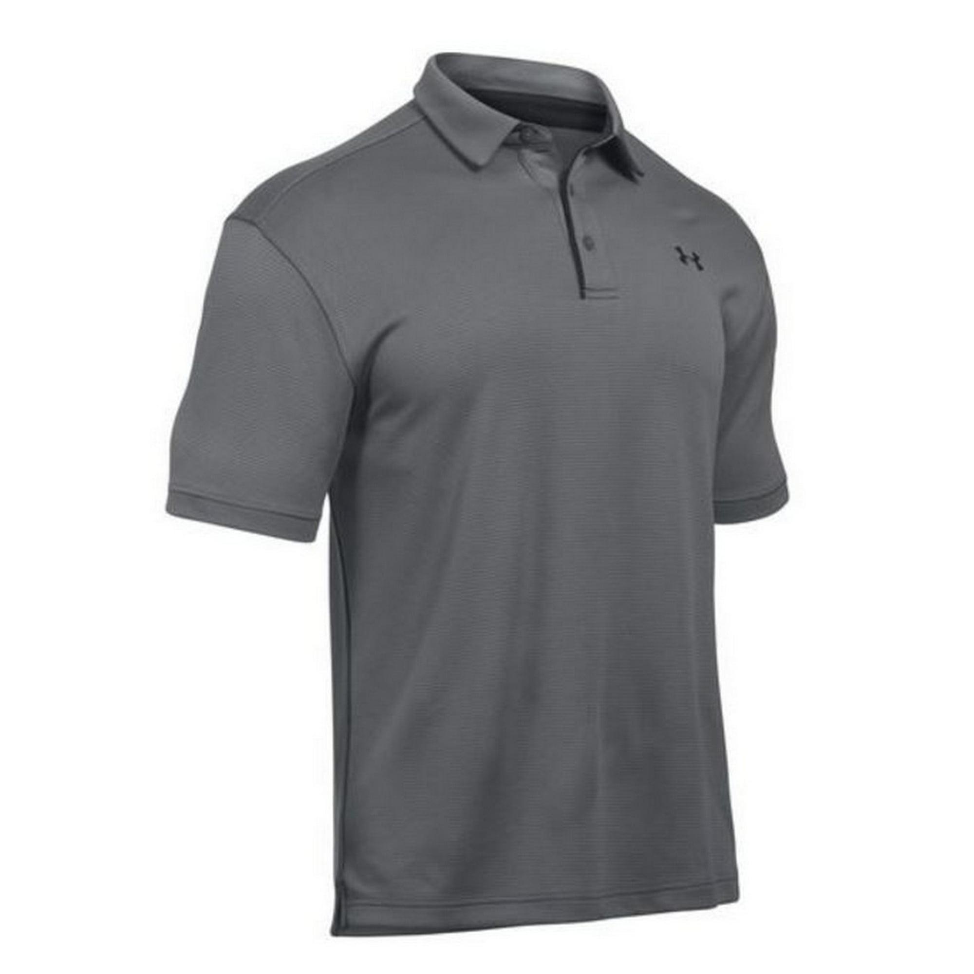 eea7ef2f216f0 Buy Under Armour UA Men s Tech Ribbed Golf Polo Shirt 1290140 ...