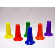 Everrich EVB-0044 Colorful Cone - 48 Piece Set