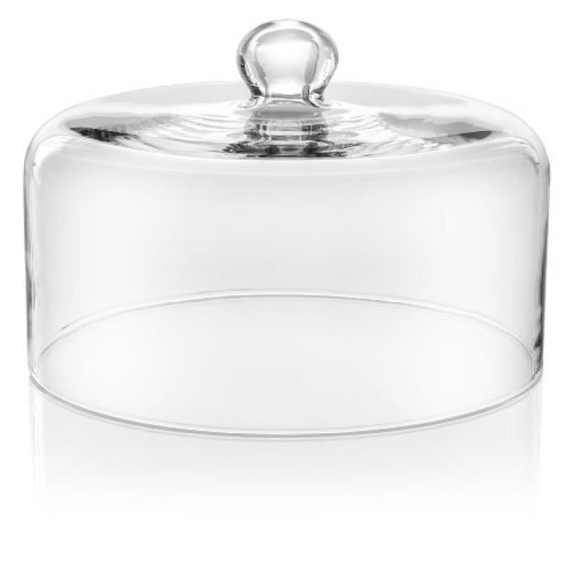 IVV Glassware Cake Dome 10-1/4-Inch Diameter 7-1/2-Inch H...