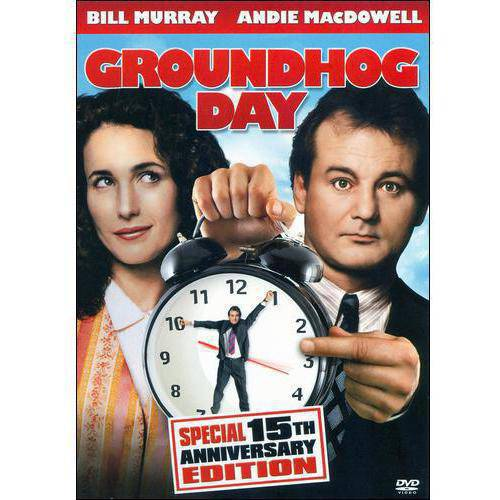 Groundhog Day (15th Anniversary Edition) (Widescreen, ANNIVERSARY)