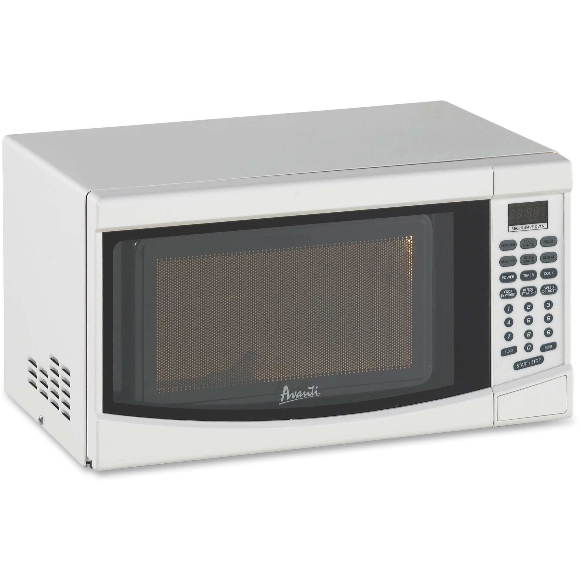 Avanti 18 0.7 cu.ft. Countertop Microwave MO7191TW Color: Black