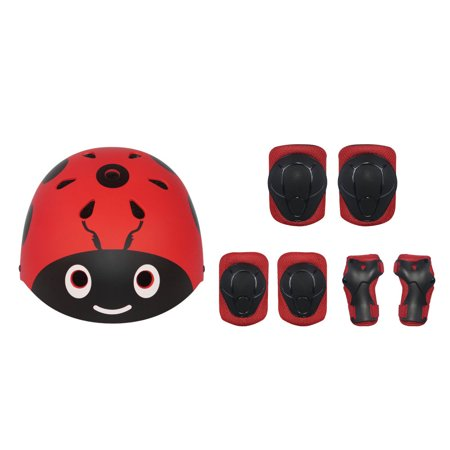LeKing Children's Skating Helmet Protective Tool Set for Outdoor Skateboard and Cycling - image 2 of 4