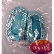 """My Life As Flats for 18"""" Doll, Blue"""