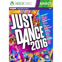 Ubisoft Just Dance 2016 (Xbox 360)