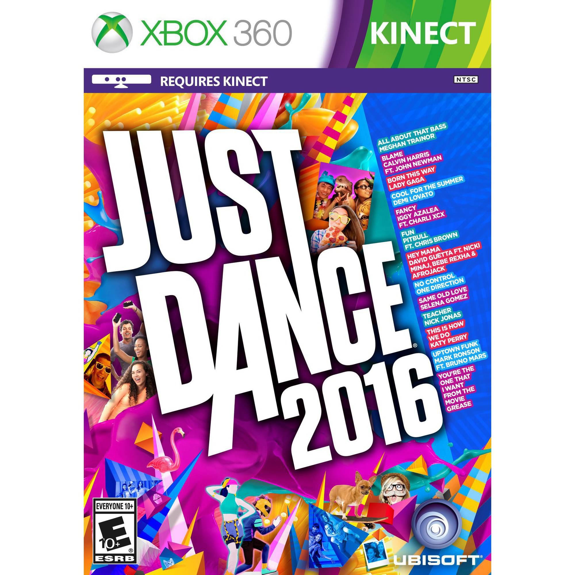 Ubisoft Just Dance 2016 (Xbox 360)