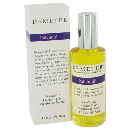 Demeter by Demeter - Patchouli Cologne Spray 4 oz (Demeter Patchouli)