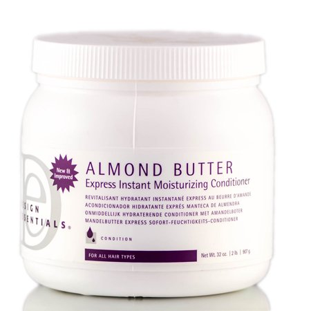Design Essentials Almond Butter Express Instant Moisturizing