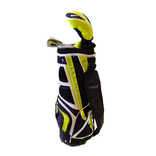 New Tommy Armour Juniors' Hot Scot 5pc Complete Golf Set + Carry Bag RH by Tommy Armour