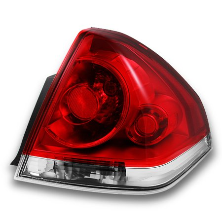 Fit 06-13 Chevy Impala Replacement Red Lamps Passenger Right Side Tail