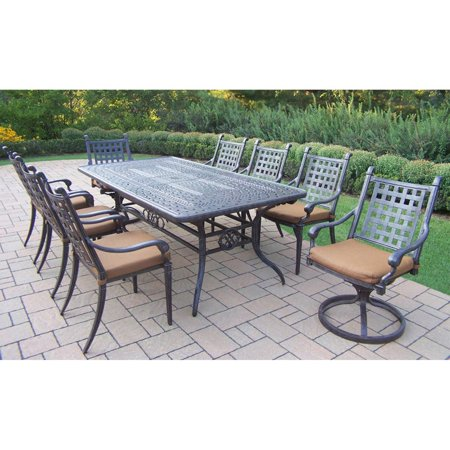 Extendable Patio Dining Set