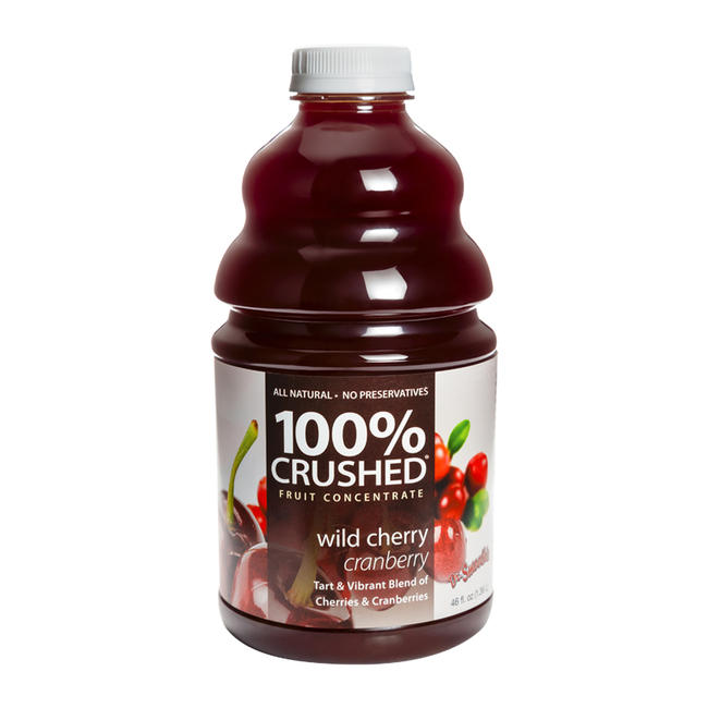 Dr. Smoothie 100% Crushed Wild Cherry Cranberry by Dr. Smoothie Brands
