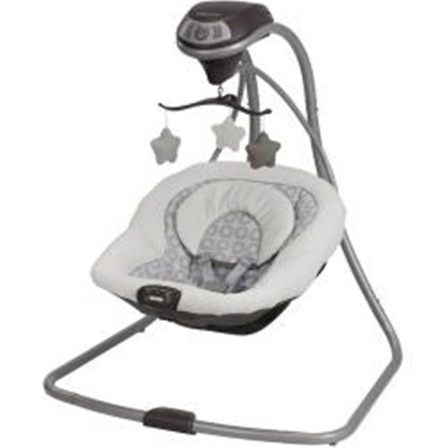 Graco 1927133 Simple Sway Swing for Abbington by Graco