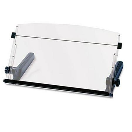 3M DH640 In-Line Freestanding Copyholder  Plastic  300 Sheet Capacity  (Line Copyholder)