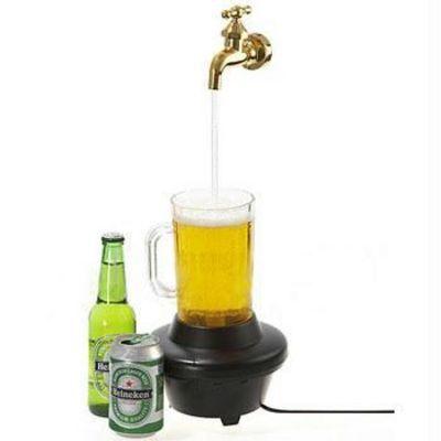 Magic Faucet Beer Mug Beer on Tap by Rhode Island Novelty