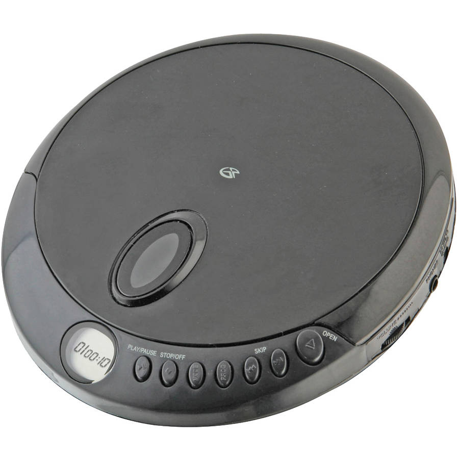DPI/GPX PC301B Portable CD Player