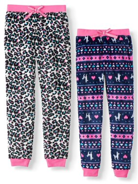Jellifish Kids Girl's 2-Pack Printed Pajama Pants (Little Girls & Big Girls)