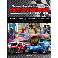 Race Car Technology Full Course (Paperback)