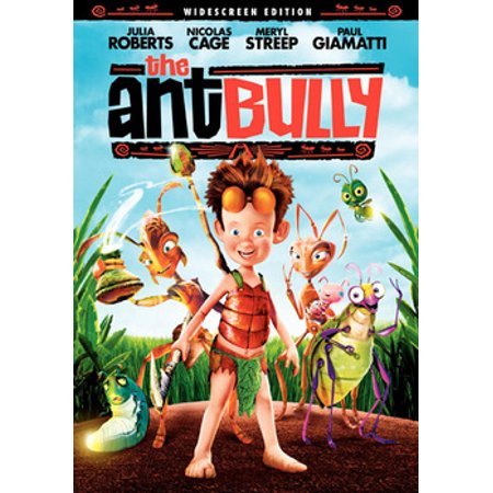 The Ant Bully (DVD) (Don T Be A Bully Be A Star)