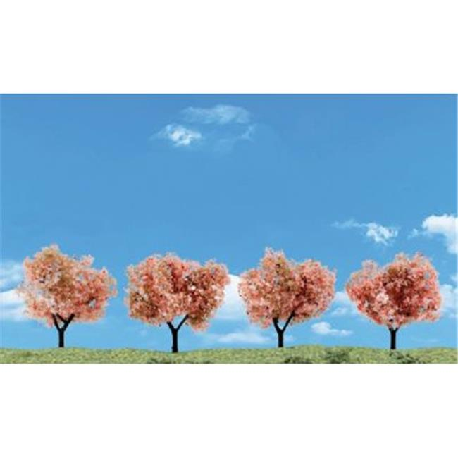 4-Pack Flowering Trees