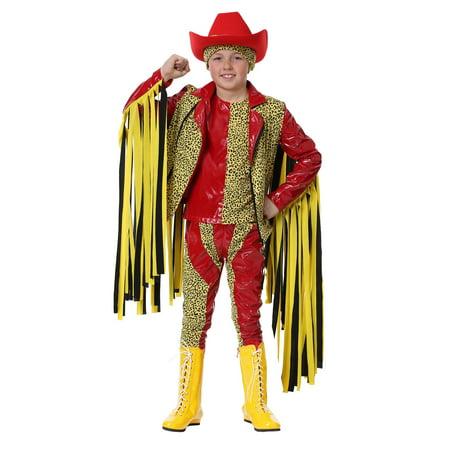 Macho Man Randy Savage Child Costume (Randy Cunningham Halloween)