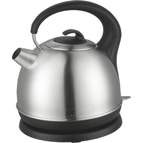 Sunpentown 1.7 Liter Cordless Electric Kettle, Stainless Steel by Generic