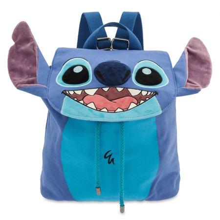 Disney Parks Stitch Talking Backpack New with