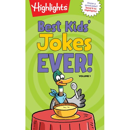 Best Kids' Jokes Ever! Volume 1 (Best Halloween Joke)