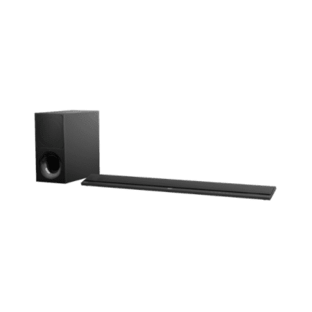 Sony HT-CT800 2 1 Channel 350W 4K HDR Soundbar System with Wireless  Subwoofer