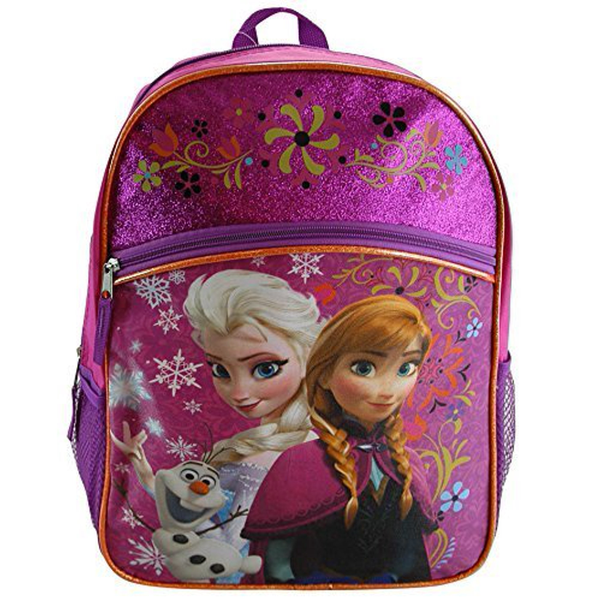 231de98062c Disney Frozen Princess Elsa Anna Backpack