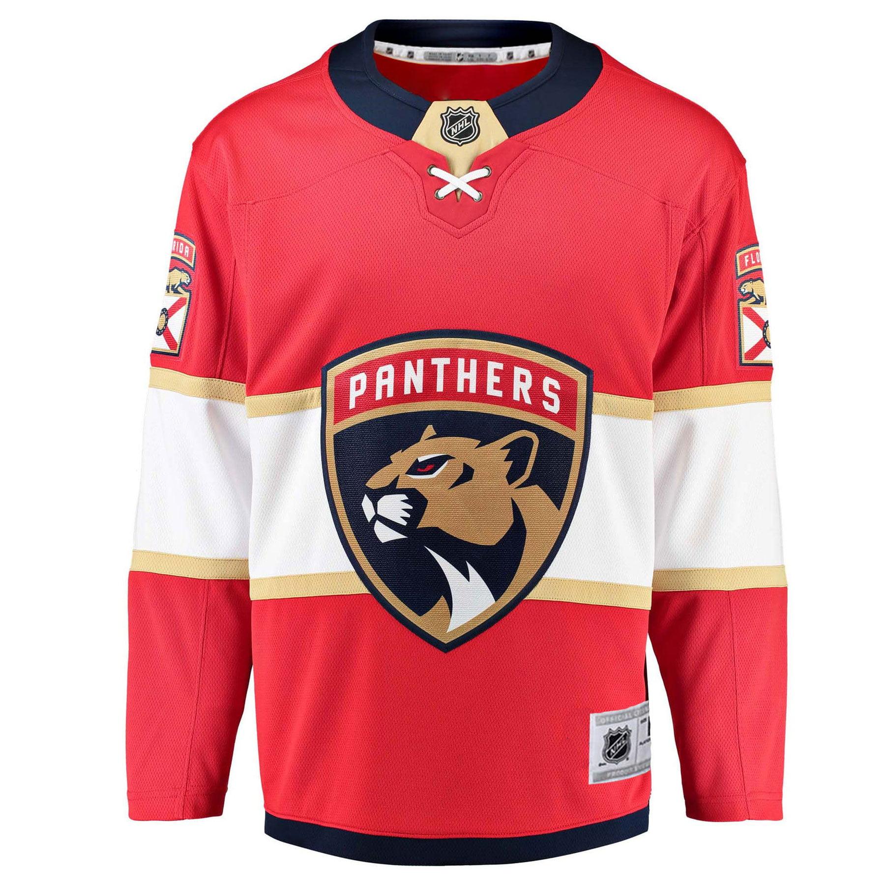 nhl florida panthers jersey
