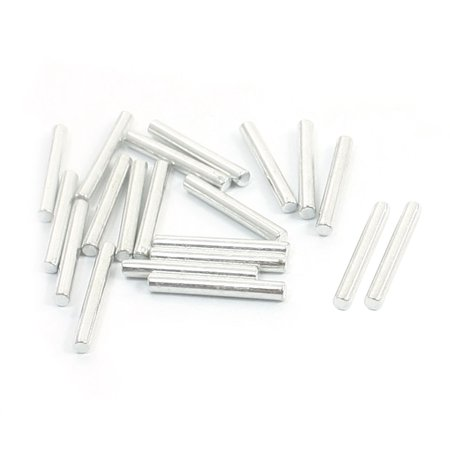 Rc Toy Car Frame Parts 15Mm X 2Mm Stainless Steel Round Rods Axles 20 Pcs