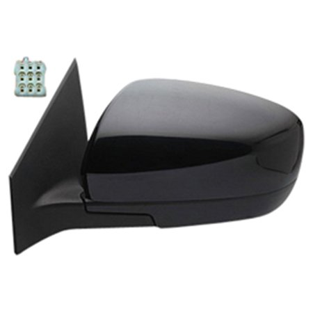 Aftermarket 2010-15 Mazda CX-9  Driver Side Left Non-Heated Non-Signal Power Door Mirror (Mazda Cx 9 Driver Side Mirror Replacement)