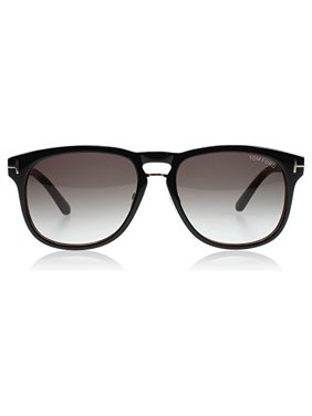 5c68a3fa7fd Product Image Tom Ford 0346 01V Black and Tortoise Franklin Wayfarer  Sunglasses Lens Category