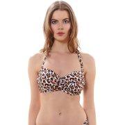 Freya Sabor Swim Twist Front Bandeau Top AS3893