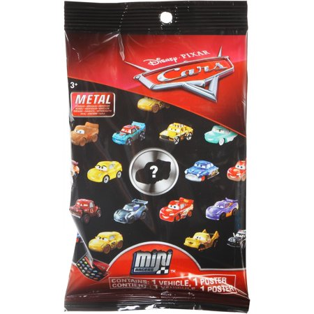 Pixar Cars Bling (Disney/Pixar Cars Micro Racers Single Blind Pack (Styles May)